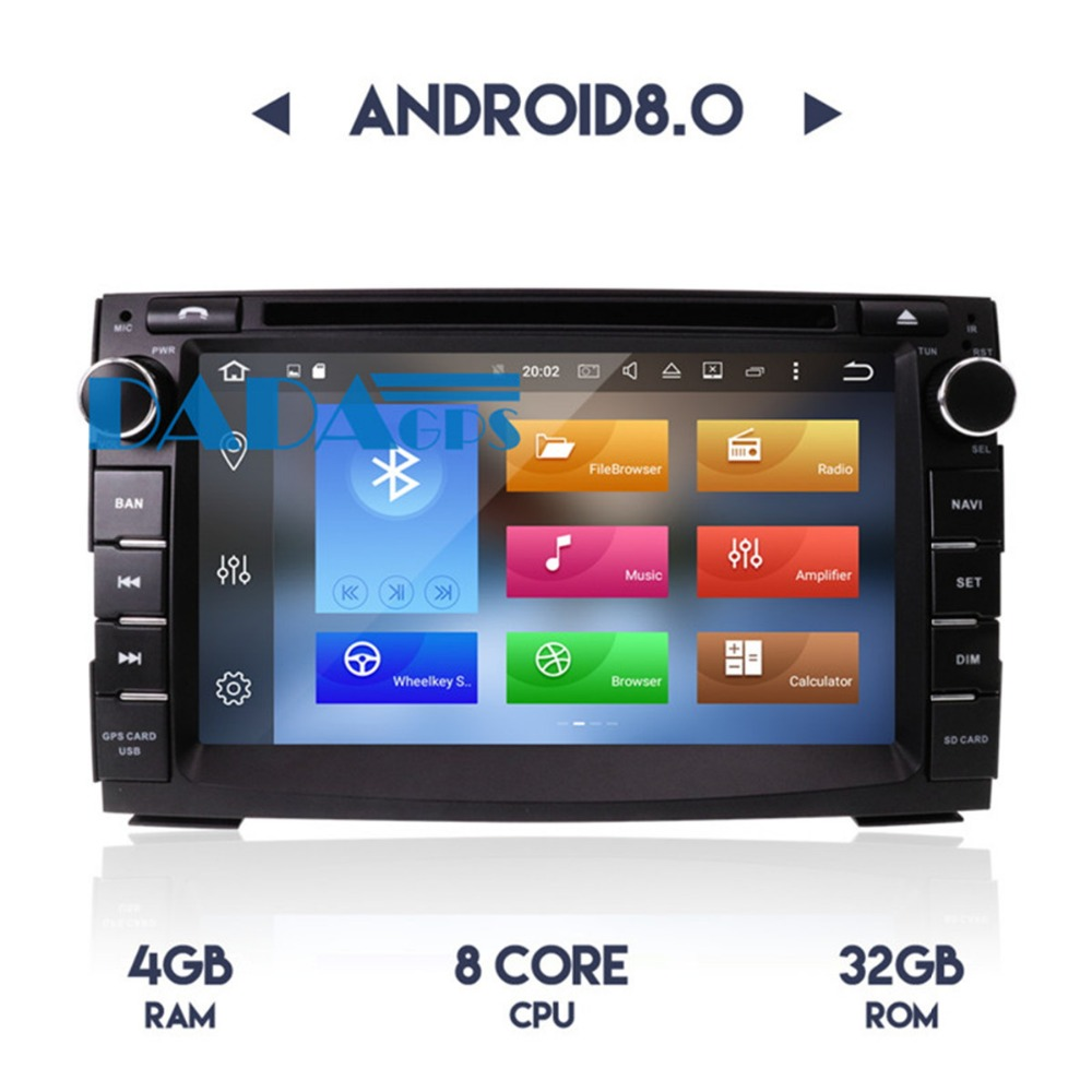 7 Ips Android 80 Auto Radio Gps For Kia Ceed 2009 2010 2011 2012 Venga Fuse Box Location Newest 71 Car Dvd Player Navigation