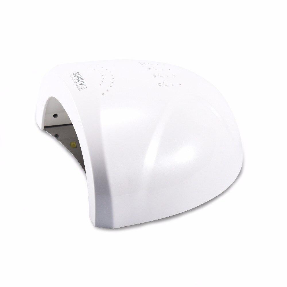 SUNUV Sunone Professional White Light 48W UV LED Lamp UV Nail Dryer ...
