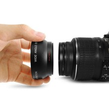 0.43x 72mm Wide Angle Lens & Macro Conversion adapter Lens 0.43x 72 mm for Canon Panasonics NikonSony Camera