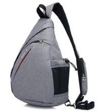 Magictodoor RFID Блокировка Универсальный Слинг Сумка Рюкзак Водонепроницаемый Грудь сумка для Для мужчин Для женщин(China)