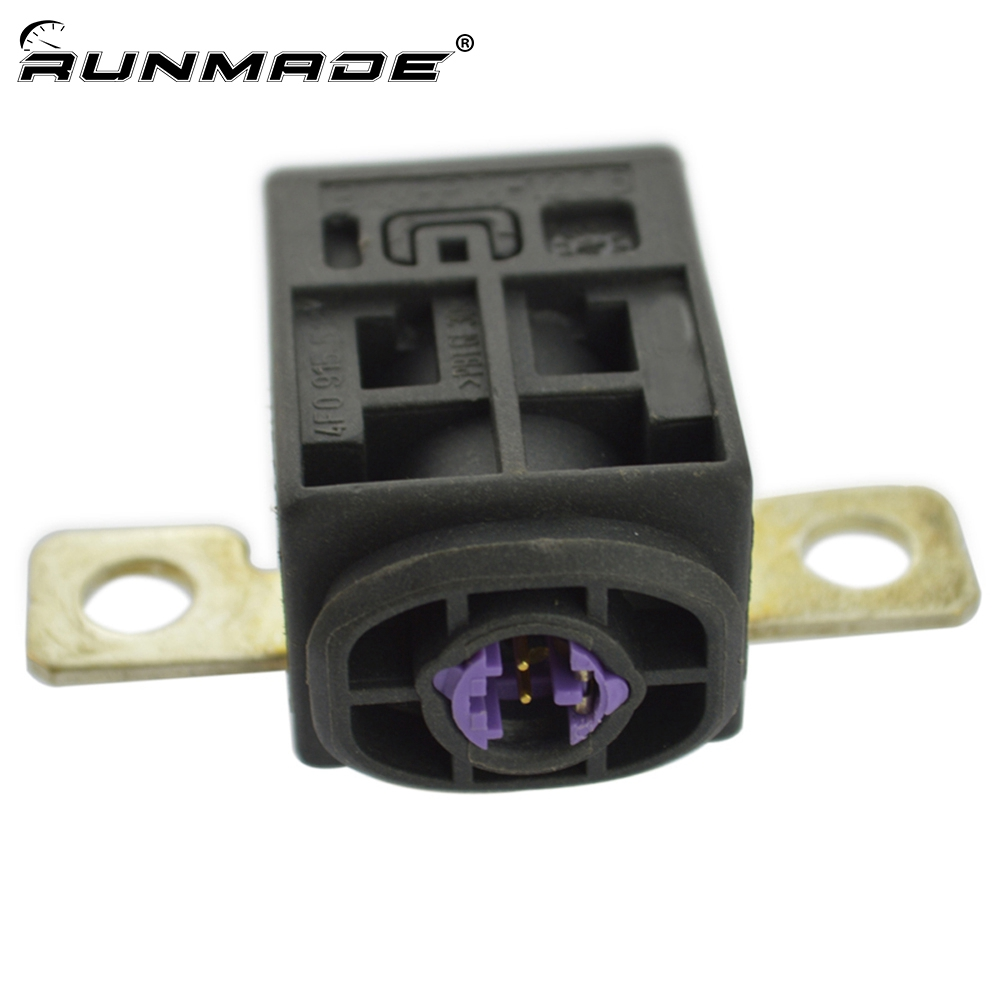 runmade battery fuse box cut off overload protection trip for audi q5 a5 a7 a6 vw [ 1000 x 1000 Pixel ]