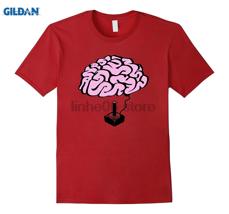 GILDAN Funny Nerd Geek Video Game Tee Shirt