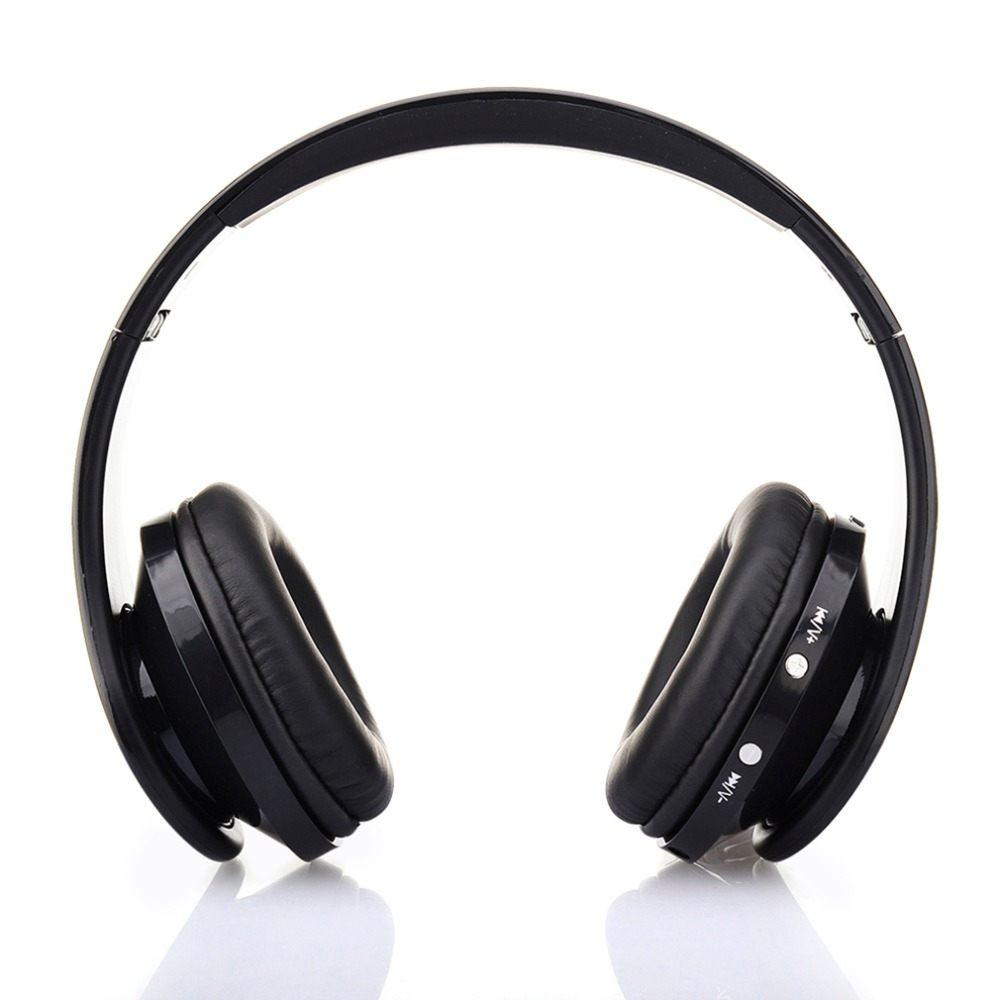Elivebuy Foldable Bluetooth Wireless headphones With Microphone audifonos bluetooth Bass Stereo bluetooth earphone For MP3 CD hestia ex 01 bluetooth earphone car headphones with microphone auriculares wireless stereo headset audifonos for iphone 6 7 sony