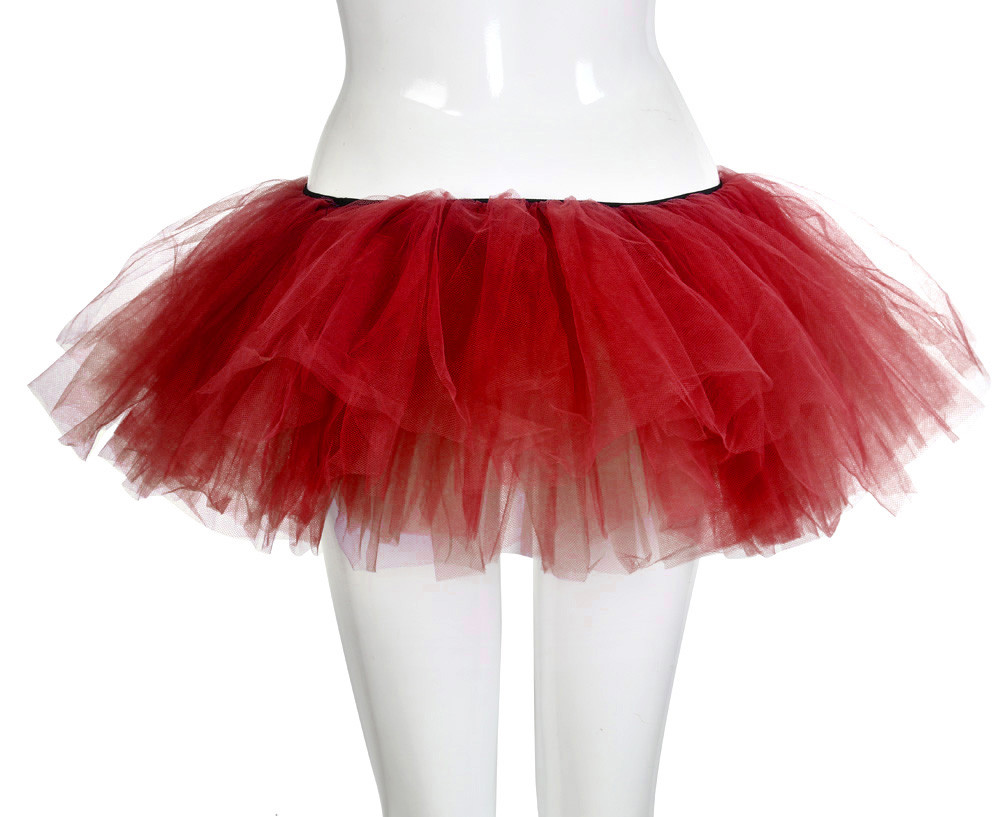 2019 MAXIORILL NEW Hot Sexy Fashion Pretty Girl Elastic Stretchy Tulle Adult Tutu 5 Layer Skirt Wholesale T4 27
