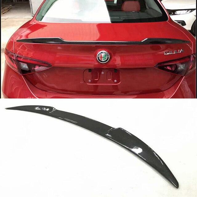 Fit For Alfa Romeo Giulia 2017 2018 Carbon Fiber M4 Style Exterior