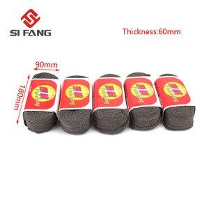 Image 3 - 1 drut stalowy pc wełna klasa 0000 # 3 # do polerowania czyszczenie farby usuwanie rdzy 4m