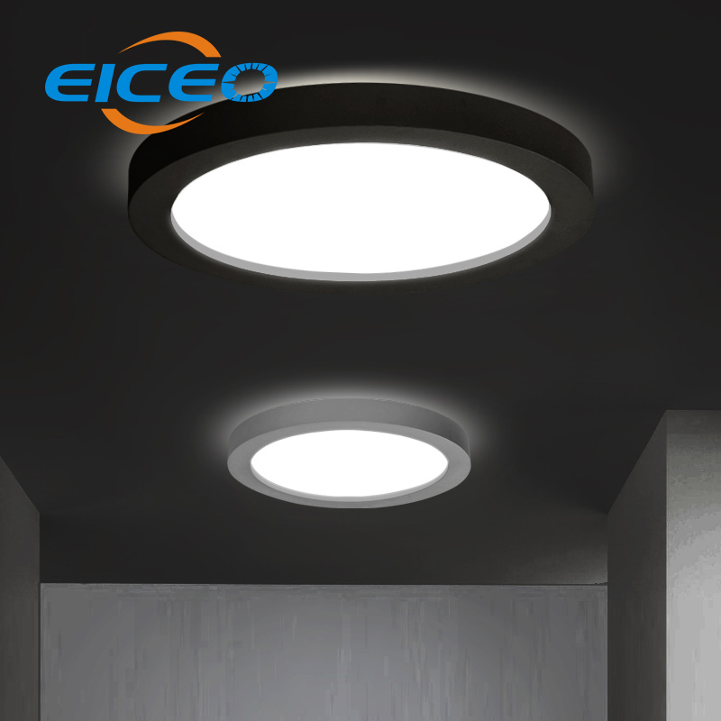(EICEO) 2018 Китай новый современный светодиодный потолочный светильник круглый панельный светильник 20 Вт 24 Вт 40 Вт 48 Вт 60 Вт горячая Распродажа