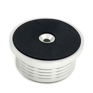 Image 4 - 3 в 1 LP Дисковый стабилизатор, поворотный металлический зажим для записи, для виниловой записи, вибростабилизатор