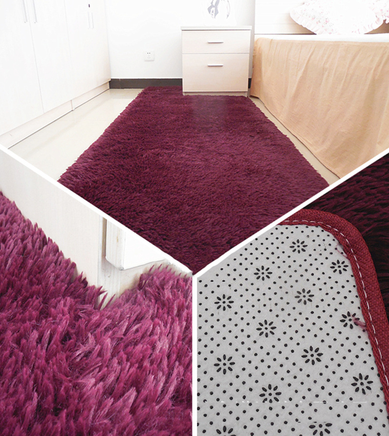 Fashion Bedroom Warm Colorful Carpet