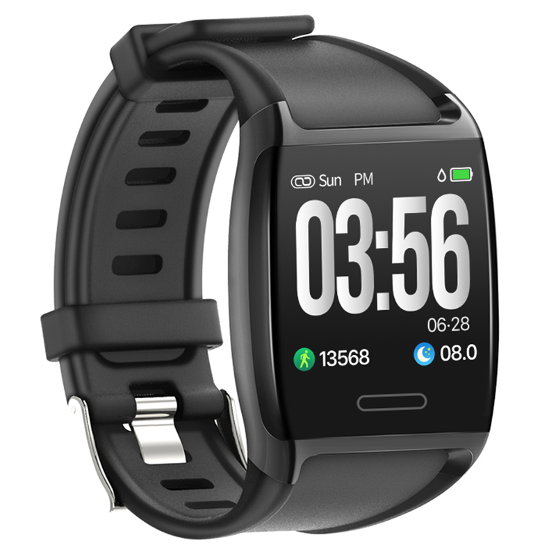 2019 V2 Smart watch IP67 Waterproof Bluetooth Sport Band Pedometer Activity Fitness Tracker Men Smartwatch For IOS Android Phone