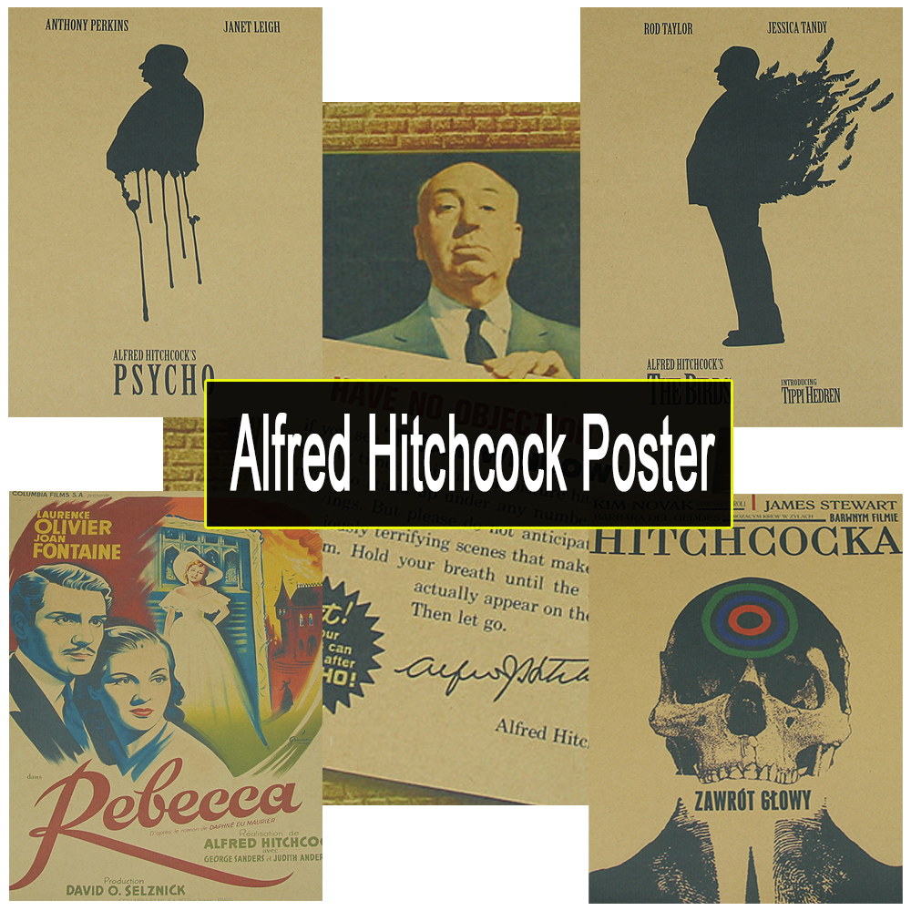 essay on hitchcock This free media essay on alfred hitchcock - auteur is perfect for media students to use as an example.
