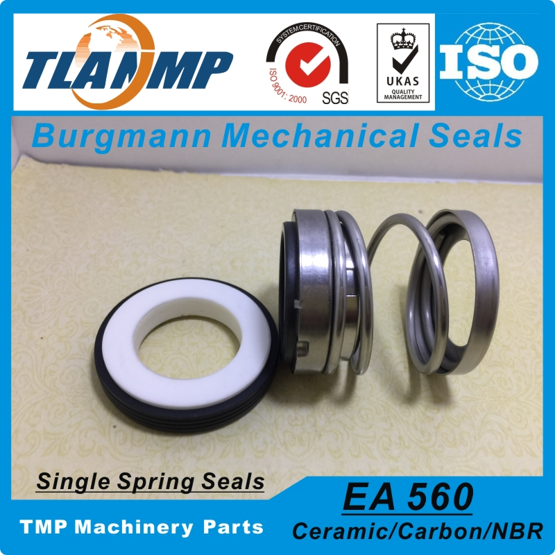 EA560-20 (560A-20) EagleBurgmann Mechanical Seals for Chemical industry  Submersible/Circulating Pumps (Material:CE/CA/NBR)