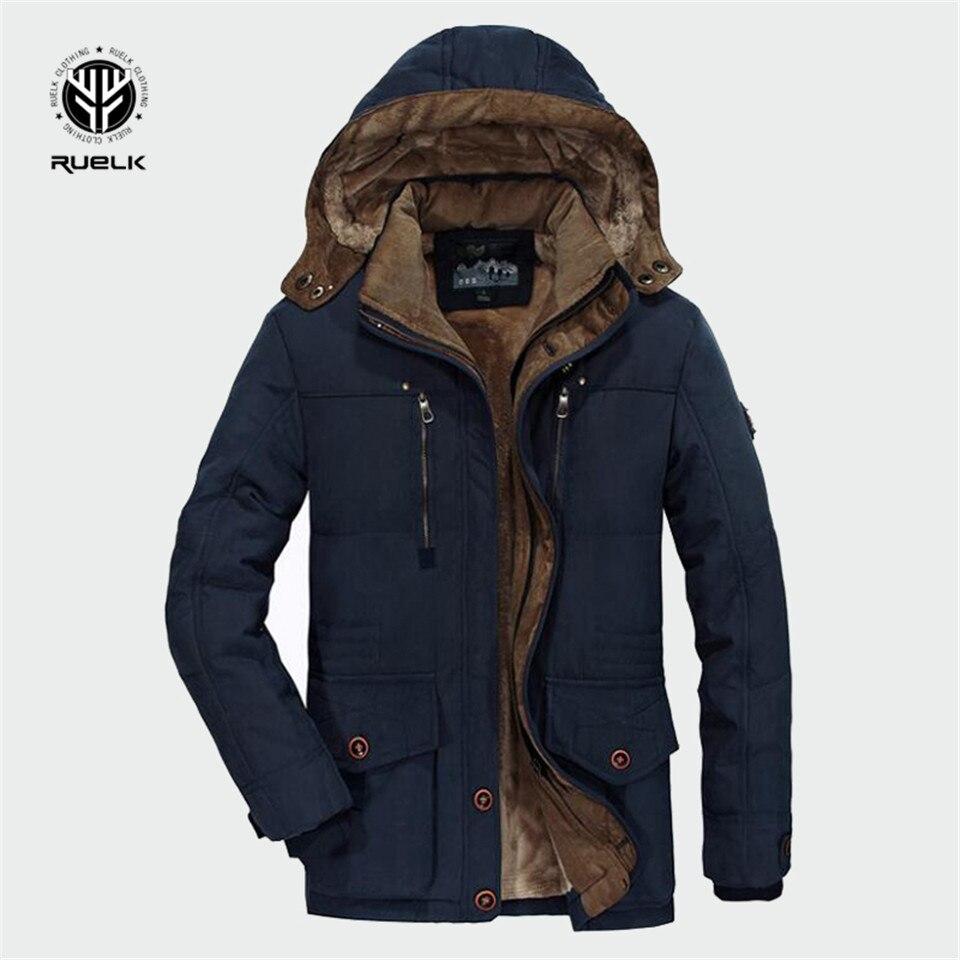 Inverno parka casacos masculinos 2019 grosso quente jaqueta de algodão com capuz outwear casaco quente superior mais veludo casal algodão parka casaco
