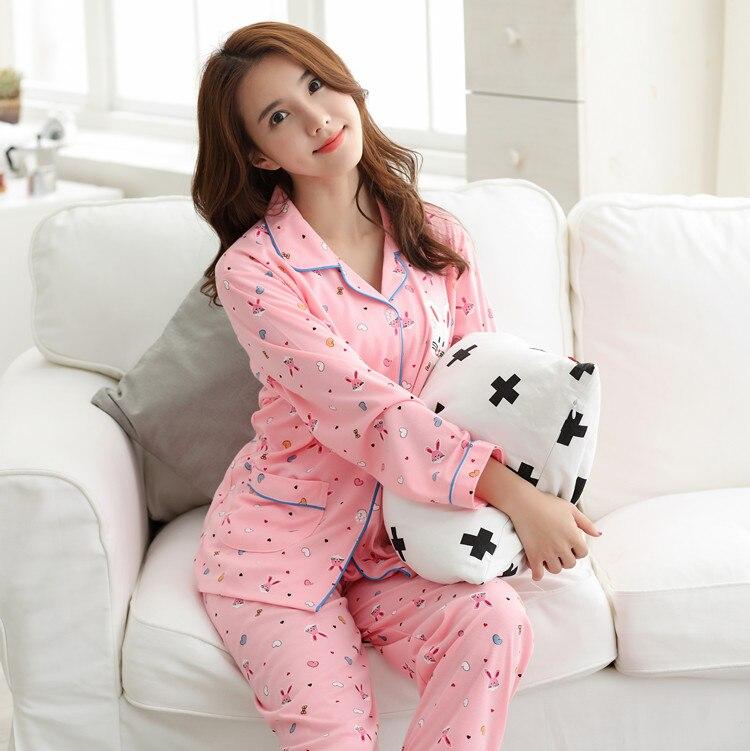 Nova Morango Sexy Two piece Conjuntos de Pijama de Algodão das Mulheres de  Manga Comprida Calças Sleepwear Pijama Nightgowns Sono Feminino Salão  3XL|womens pajamas set|pajama setspyjamas nightgowns - AliExpress