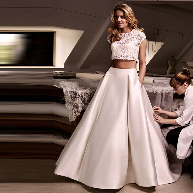 Preferred Elegant Evening Party Long Skirts Custom Made A Line Floor Length  PZ89