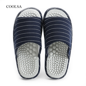 COOSA New Men's Striped Foot M