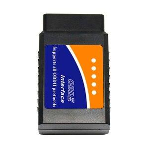 Image 3 - Le Scanner diagnostique de la Version V1.5 de WiFi de véhicule de V03HW 1 prend en charge le protocole dobdii ND pour la norme dobdii dios 16pin dandroid Windows