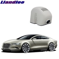 Liandlee For Audi A7 4G 2010~2016 Car Road Record WiFi DVR Dash Camera Driving Video Recorder