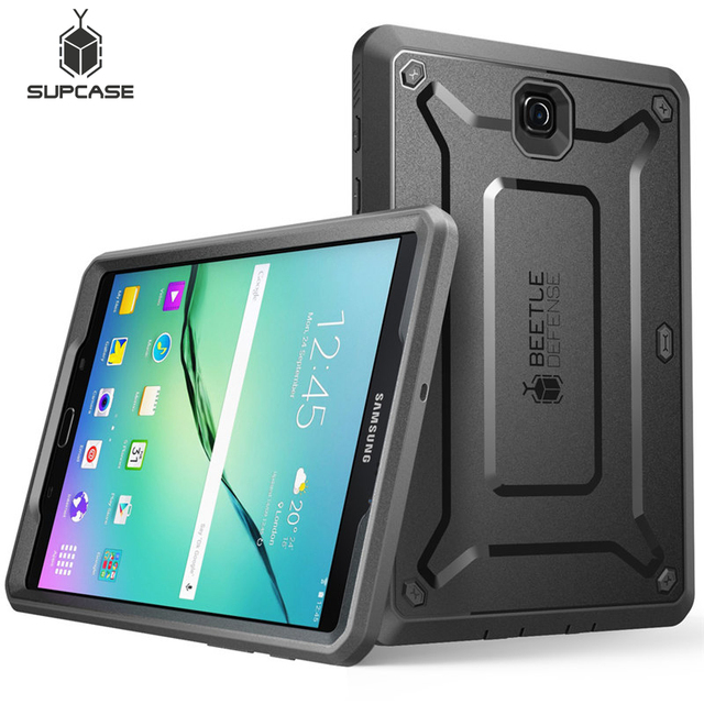 For Samsung Galaxy Tab S2 9.7 Case SUPCASE UB Pro Full body Rugged Hybrid Protective Defense Case with Built in Screen Protector