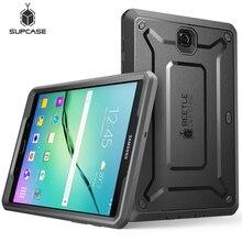Для Samsung Galaxy Tab S2 9,7, чехол SUPCASE UB Pro, Прочный гибридный защитный чехол с полным корпусом, со встроенной защитой экрана