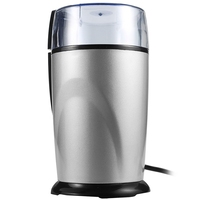Best Electric Coffee Grinder Spice Maker Stainless Steel Blades Coffee Beans Mill Herbs Nuts Cafe Home Kitchen Tool Eu Plug