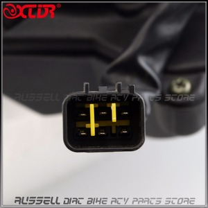 Image 5 - Zongshen rx3 ZS250GY 3 오토바이 250cc 액세서리 부품에 대 한 led 헤드 라이트 렌즈 전조 등 신호 헤드 라이트