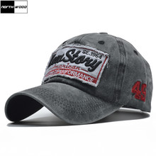 NORTHWOOD  marca Casual hueso Gorra de béisbol Vintage Gorra Snapback  hombres mujeres sombrero Casquette fbc32782016
