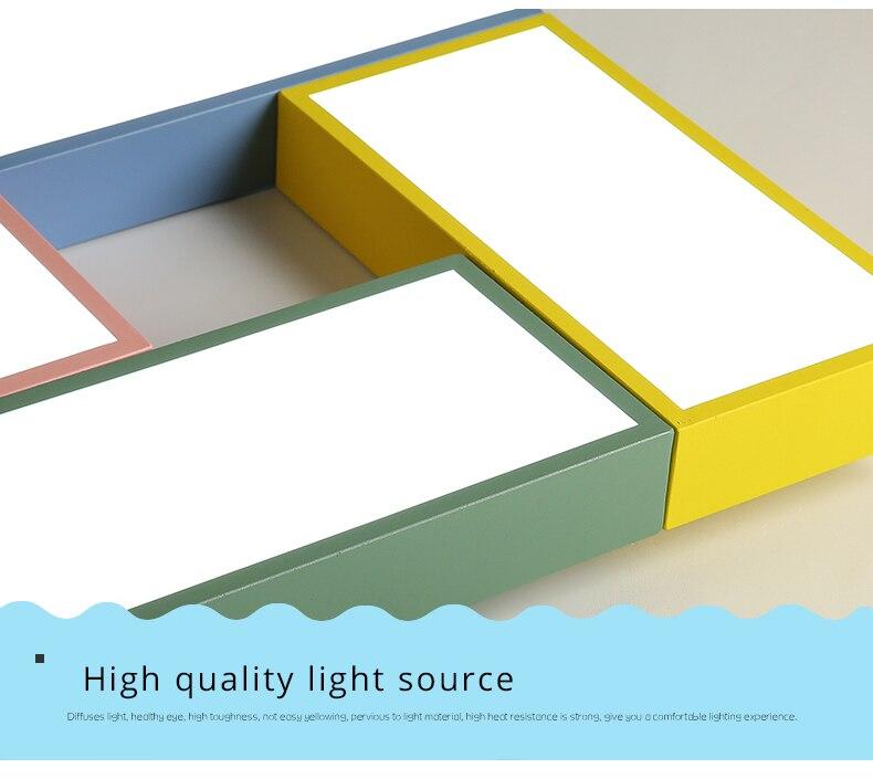 DX Kids Toy Brick Led Ceiling Lights (10)