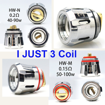 5PCS ijust 3 Coil Head HW-N 0.2ohm HW-M 0.15ohm Coil For ELLO POP/ i just 3/ ELLO duro TANK Atomizer ETC eleaf ello series coil head hw1 0 2ohm hw2 0 2ohm hw3 0 3ohm hw n 0 2ohm hw m 0 15ohm for eleaf ello series tank vape vaporizer