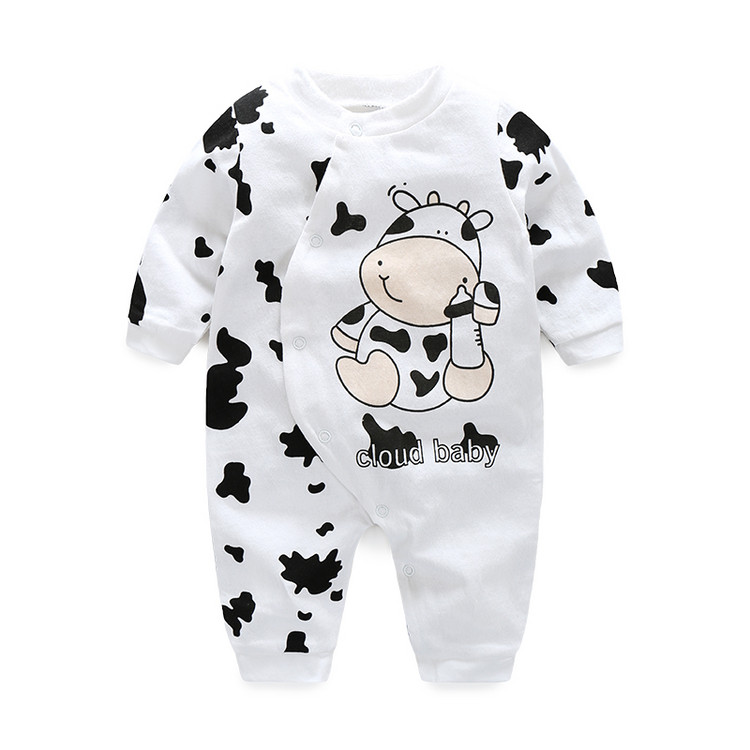 9f859beb6 Best buy baby rompers 2017 new hot 100% cotton cartoon boy girl kids  newborn long sleeve cute clothing baby clothes online cheap