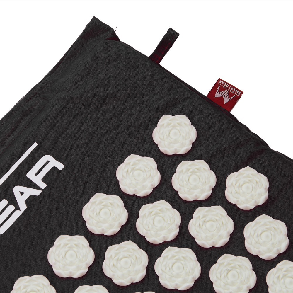 Stress Relieving Acupressure Massage Mat with Pillow Set for Exercise to Release Back Neck and Sciatic Pain 5