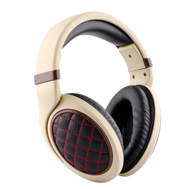 bilder für DIY HD598, H5 Verdrahtete Über-ohr Kopfhörer Ohrhörer Stereo Faltbare Headset mit Mikrofon für iPhone Samsung HTC Xiaomi mit box