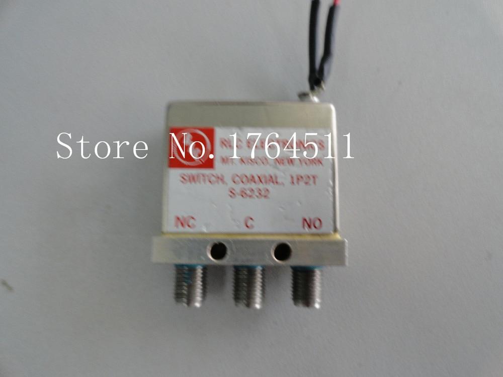 [BELLA] Supply RLC S-6232 SPDT RF -  --2pcs/lot