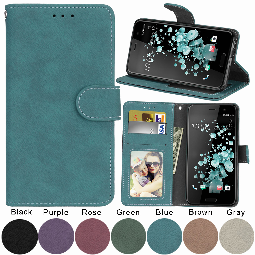 Wallet Case For HTC U11 Flip Case Cover For HTC U11 Case Coque Stand Holder Luxury Leather fundas For HTC U11 Cover Capa bags
