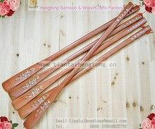 Envío libre Vietnam artesanías de caoba wengué rosewood calzador 70 cm ultra largo calzador calzador de grasa, de edad, embarazadas