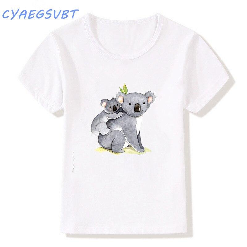 CYAEGSVBT Koala T Shirt cute and cuddly koala bear unisex ...