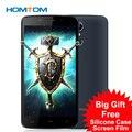 В наличии! Homtom HT17 MTK6737 Android 6.0 Сенсорный Экран Горячий Продавать Смарт Сотовый Телефон