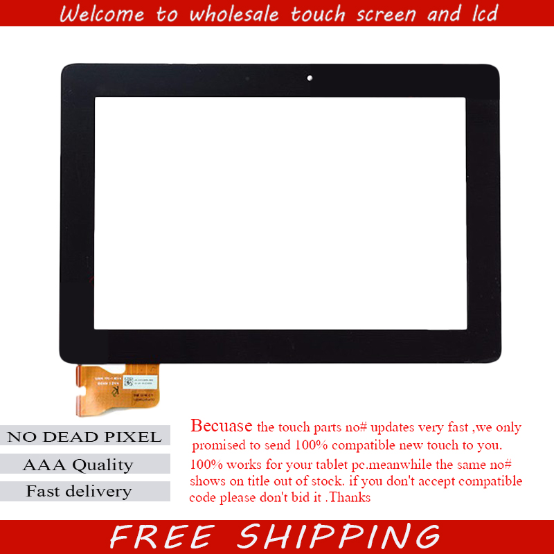 New Black Touch Screen Digitizer For ASUS MeMO Pad FHD 10 Version K001 ME301 5280N FPC-1 Dedicated version free shipping 10 1 black glass touch panel digitizer for asus memo pad fhd 10 me302 me302c screen 5425n fpc 1 free shipping