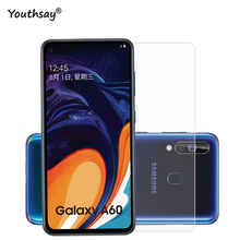 2PCS Glass For Samsung Galaxy A60 Phone Screen Protector Tempered A606 Film