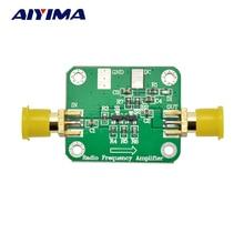 AIYIMA RF High Frequency Amplifier 10KHz to 1GHz 10dBm RF Broadband Amplifiers Low Noise Amplifier LNA Module HF VHF UHF FM Ham