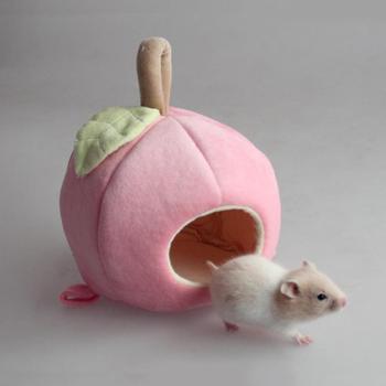 Winter Warme Kleine Tiere Hamster Käfig Sleeping Nest