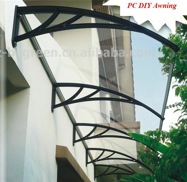 "YP100300 100x300cm 39""x118  Freesky  Free shipping  door canopies, polycarbonate awning for car covers"