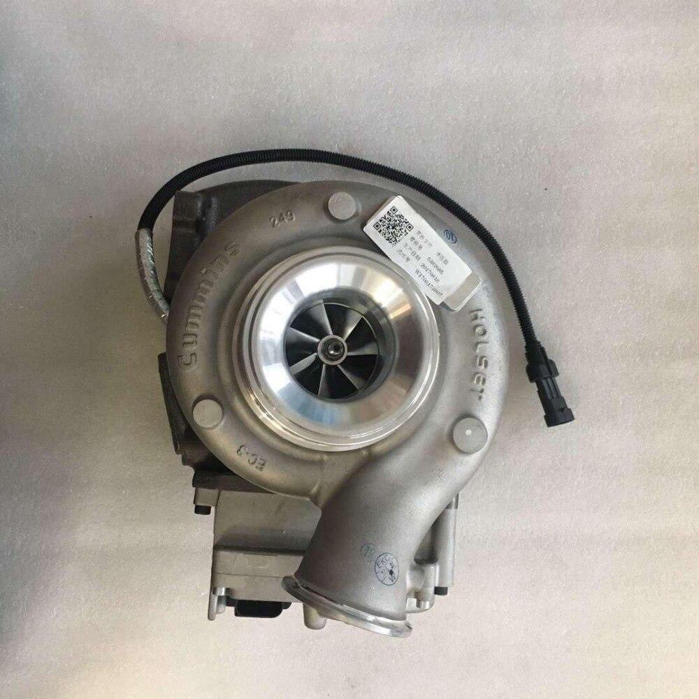 Turbocompresor xinyuchen para nuevo turbocompresor genuino HE300VG 5382085 para CUMMINS ISB EPA07 6.7L