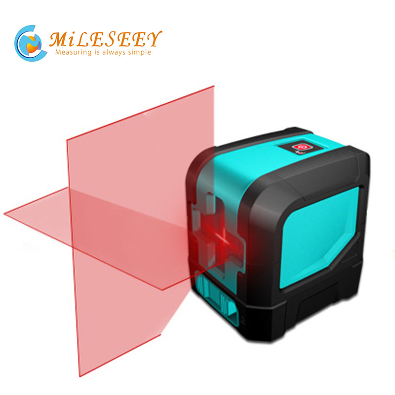 MiLeseey Laser level Wave Length 635 nm professionele carbon statief voor laser-niveau eldar wave serpent scatter laser turret