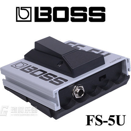 Boss Audio FS-5U Non-latching Footswitch