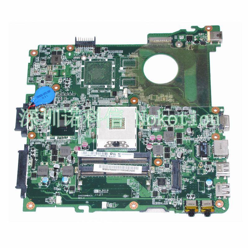 DA0ZQ9MB6C0 MBR9Y06001 MB.R9Y06.001 For acer aspire 4738 4738G laptop motherboard HM55 DDR2