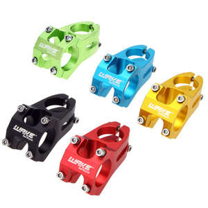 5 Colors MTB Mountain Bike Handlebar Stem 31.8mm Aluminium Alloy Cycling Bicycle Stem Bicycle Parts Accesoories