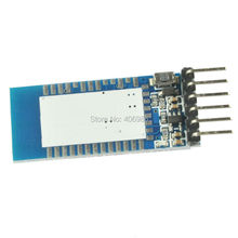 10pcs/lot Interface Base Board Serial Transceiver Bluetooth Module for  Arduino HC-05 06  FZ0566