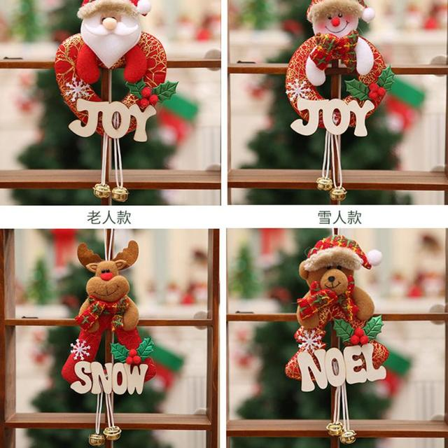 Christmas Ornaments Home Furnishing Decoration Tree Holiday Gifts High Quality Hanging Fairy Tale
