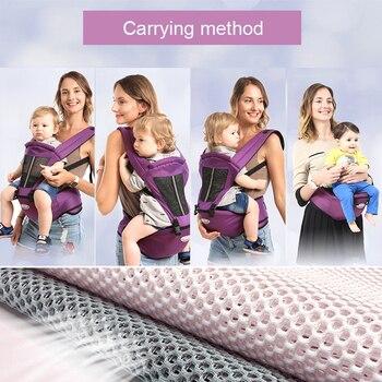 Newborn Baby Carrier Hipseat Baby Care 0-36 Months
